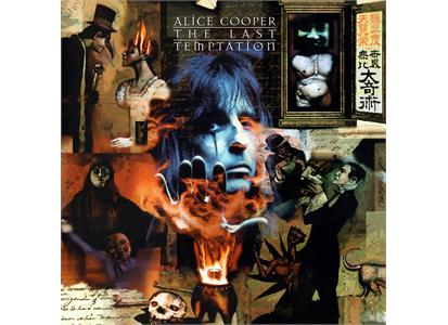 MOVLP1846 Music on Vinyl  Alice Cooper Last Temptation (LP)